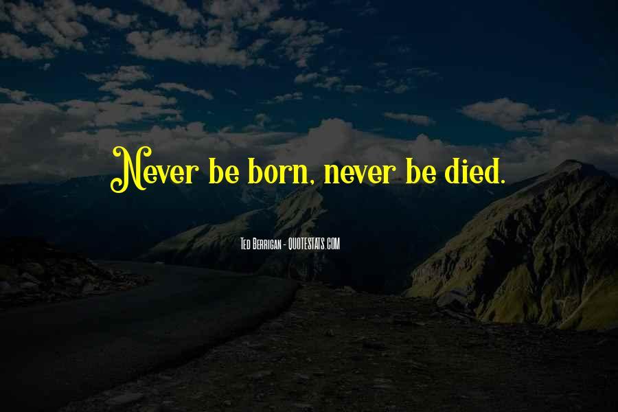 Ted Berrigan Quotes #280141