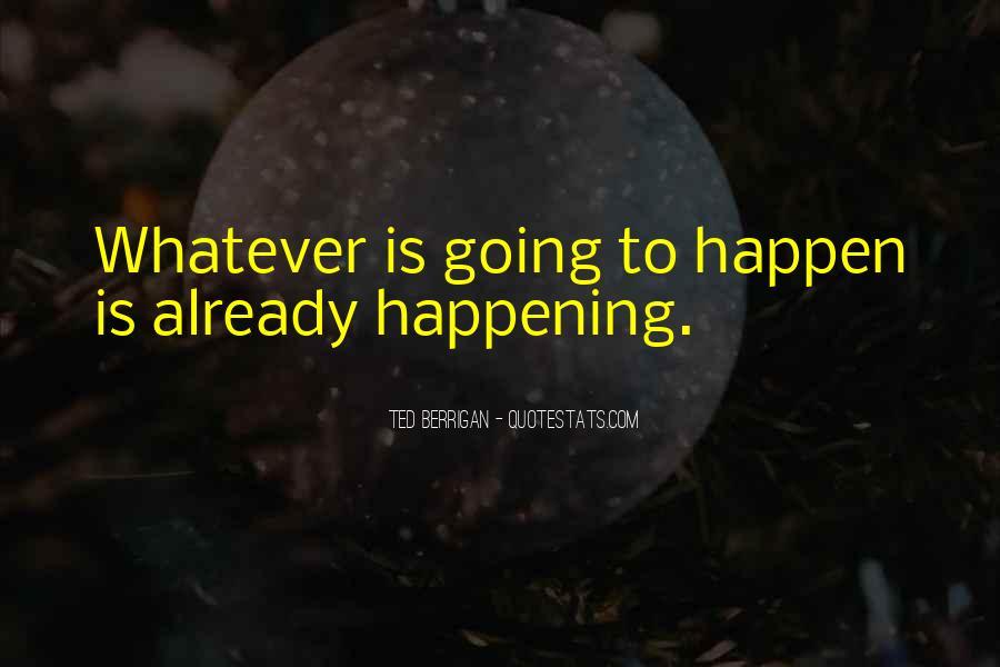 Ted Berrigan Quotes #355113