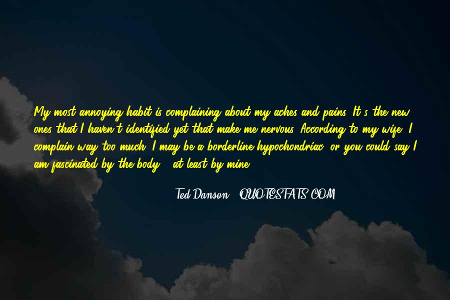 Ted Danson Quotes #1401111