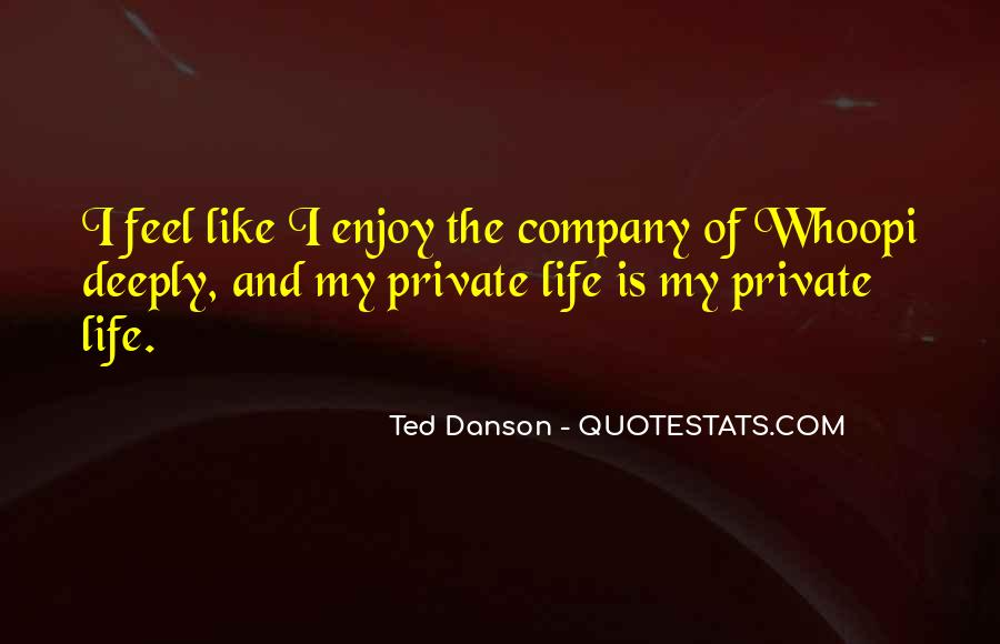 Ted Danson Quotes #1403933