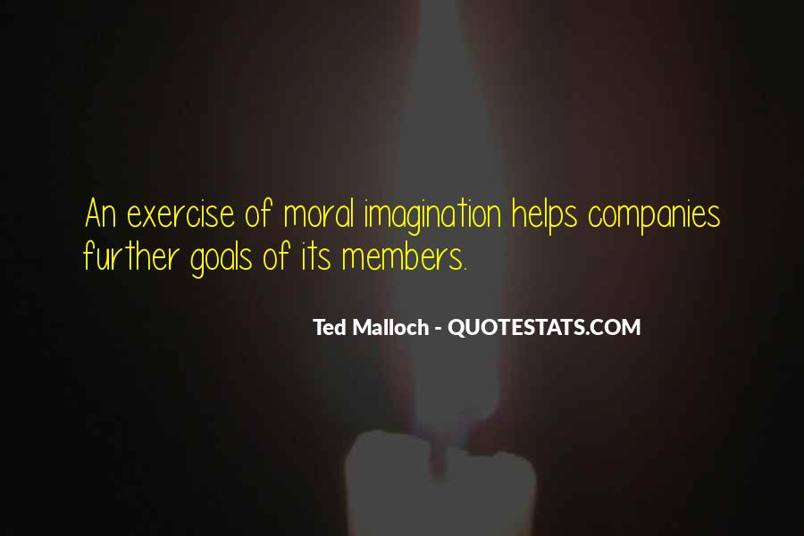 Ted Malloch Quotes #131005
