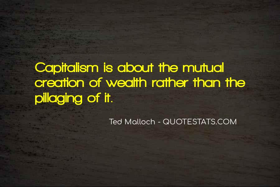 Ted Malloch Quotes #711319