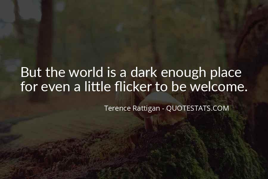 Terence Rattigan Quotes #1369256