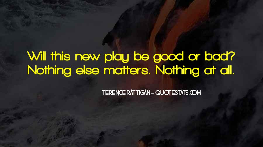 Terence Rattigan Quotes #679207