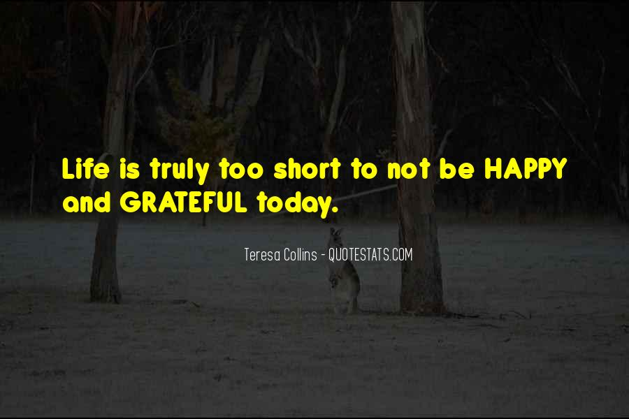 Teresa Collins Quotes #1746512