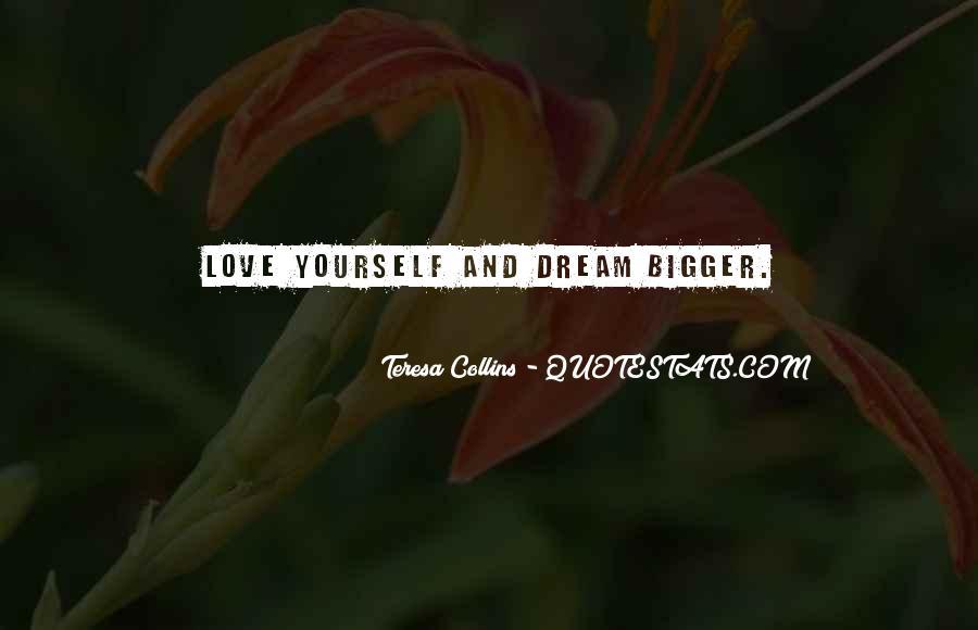 Teresa Collins Quotes #460837