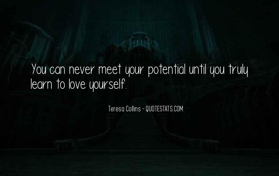 Teresa Collins Quotes #85575