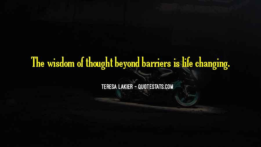 Teresa Lakier Quotes #950484