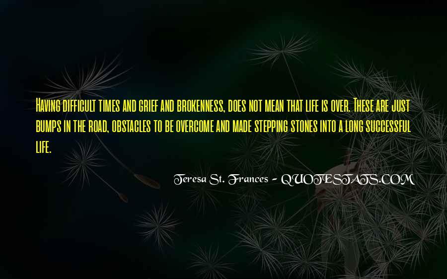 Teresa St. Frances Quotes #46411