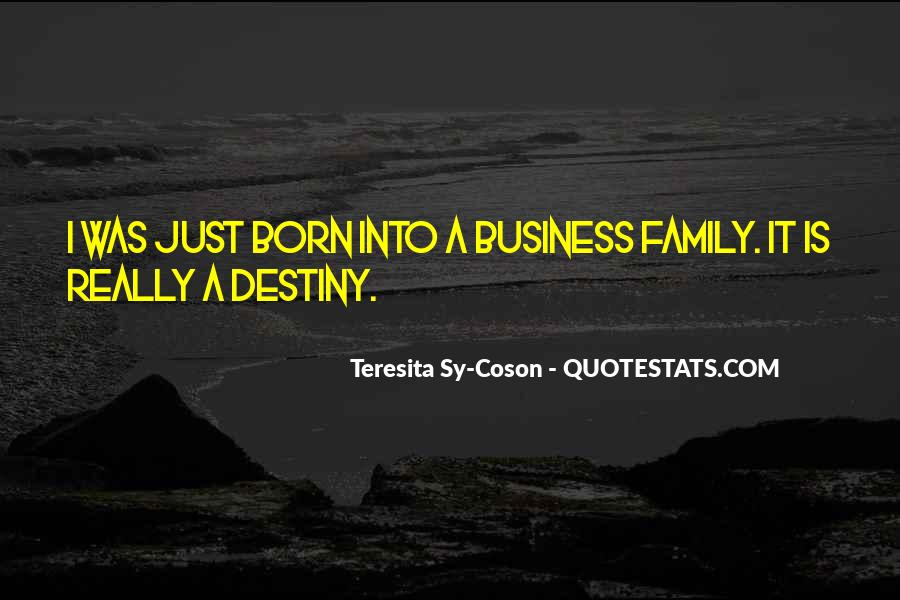 Teresita Sy-Coson Quotes #1781401