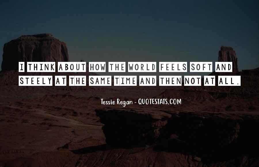 Tessie Regan Quotes #839858