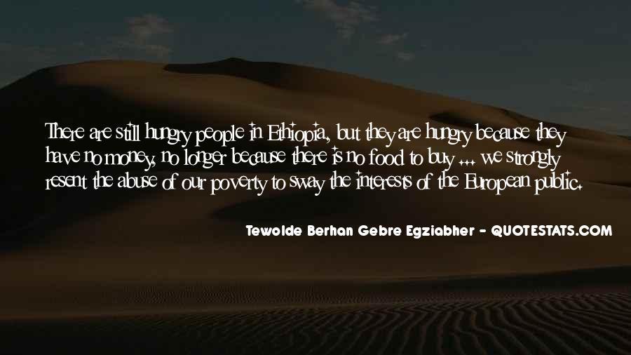 Tewolde Berhan Gebre Egziabher Quotes #1581107