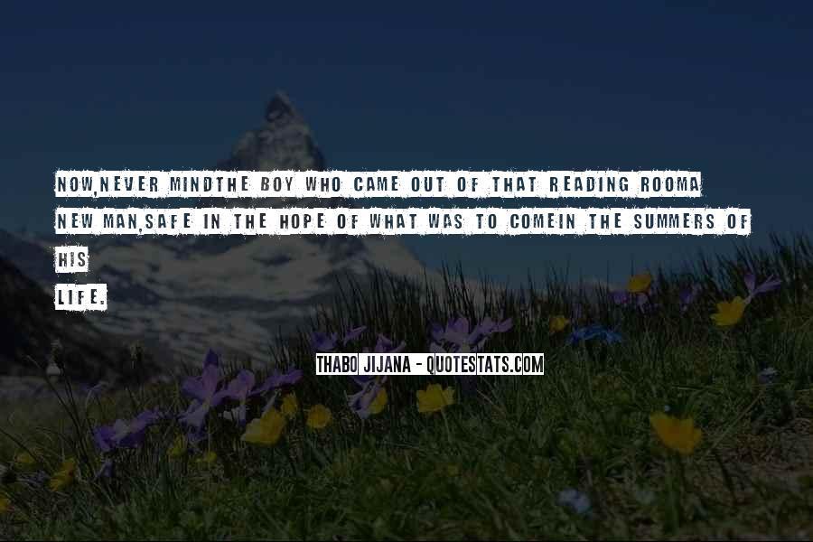 Thabo Jijana Quotes #1394368