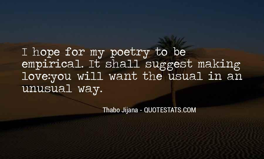 Thabo Jijana Quotes #144214