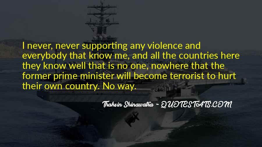 Thaksin Shinawatra Quotes #1176603