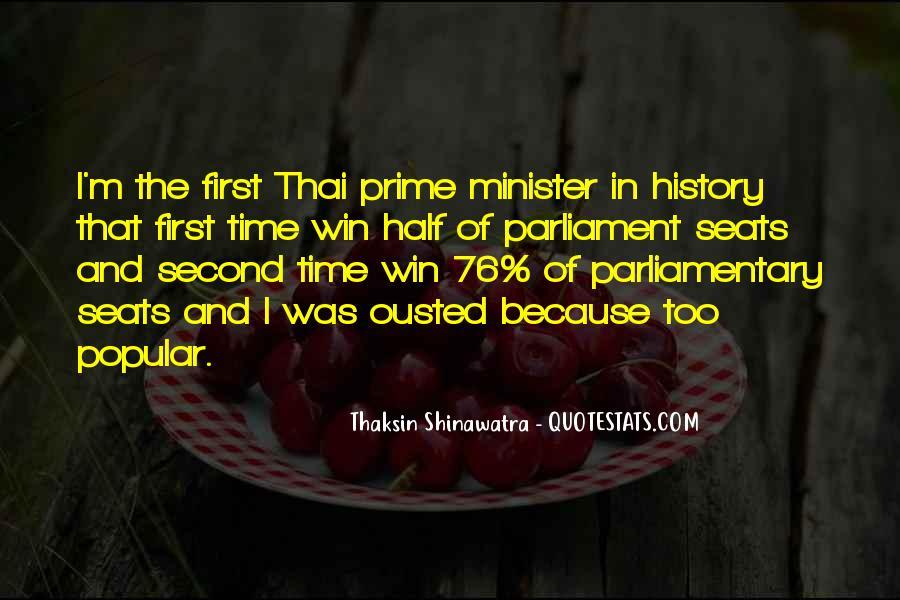 Thaksin Shinawatra Quotes #204853