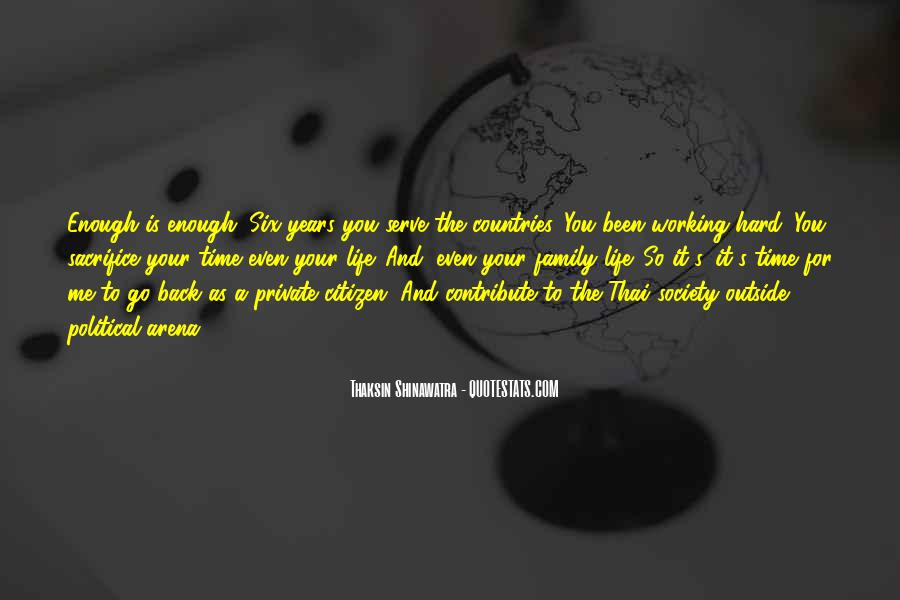 Thaksin Shinawatra Quotes #326209