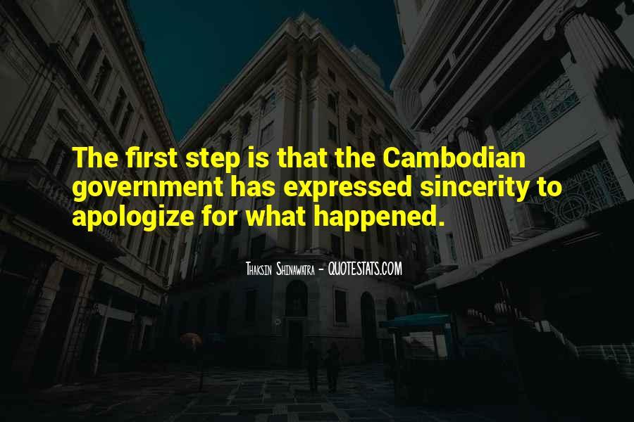 Thaksin Shinawatra Quotes #453247