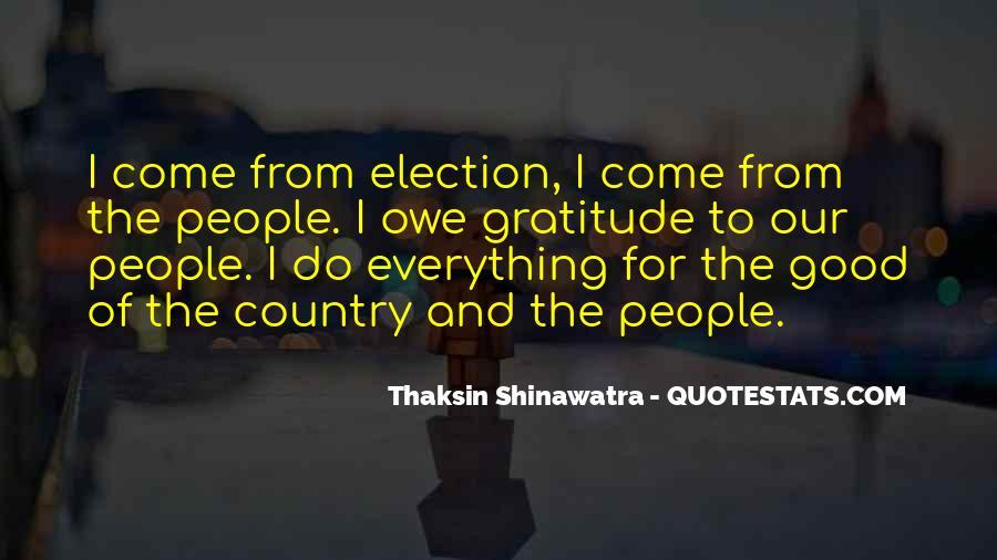 Thaksin Shinawatra Quotes #759965