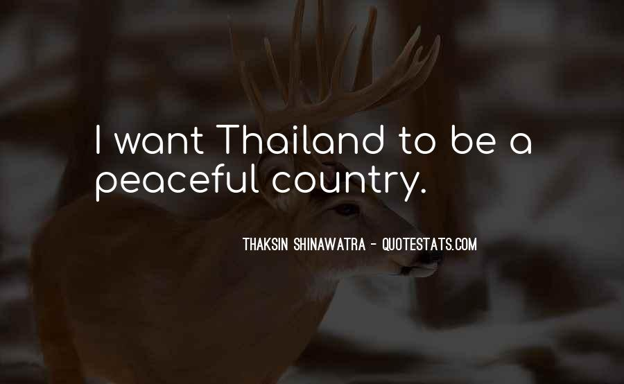 Thaksin Shinawatra Quotes #87586