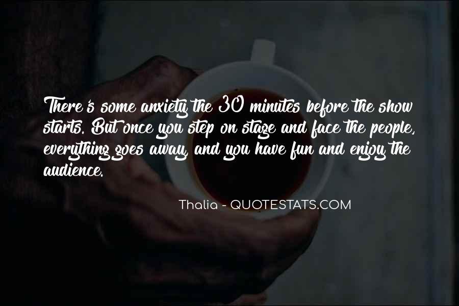 Thalia Quotes #1202242