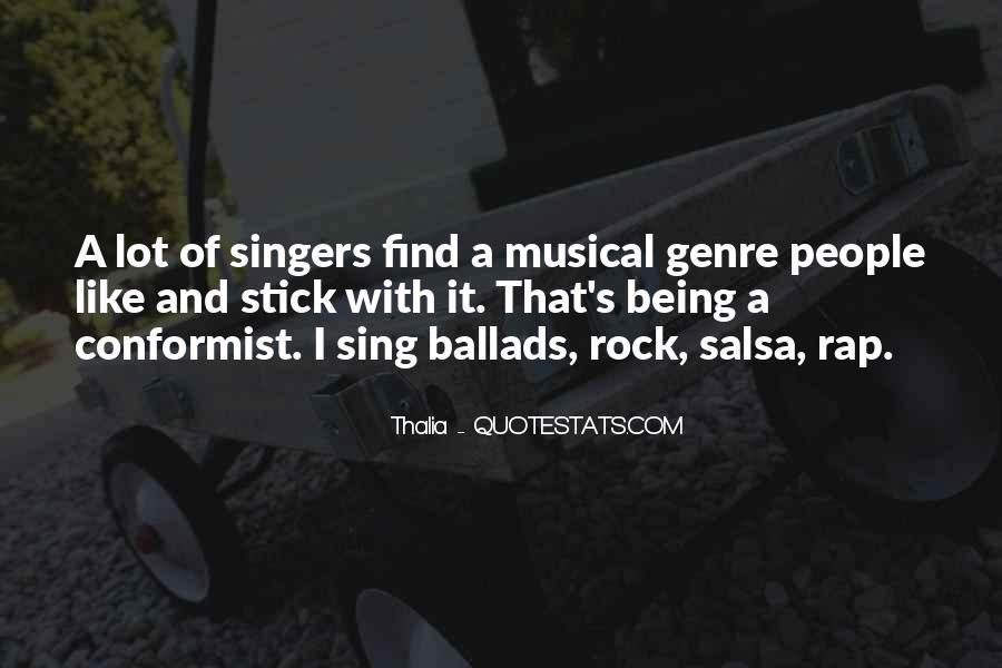 Thalia Quotes #1373038