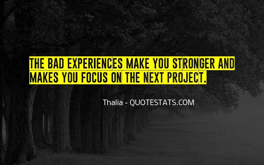 Thalia Quotes #1389847