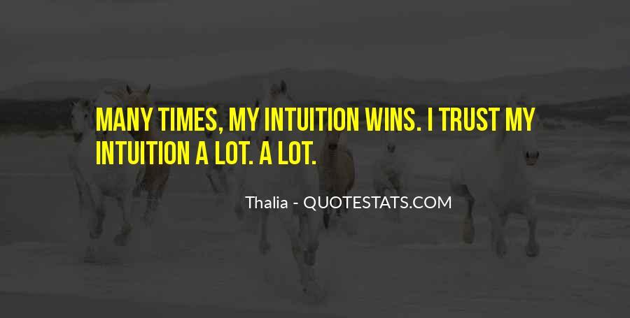 Thalia Quotes #1617717