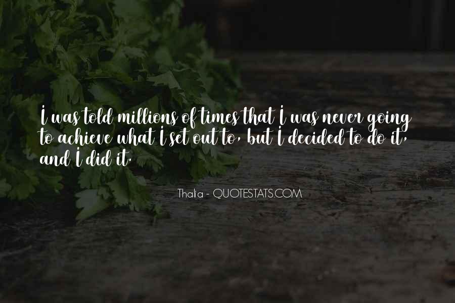 Thalia Quotes #1632982