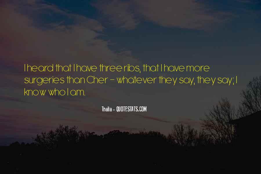 Thalia Quotes #1675793