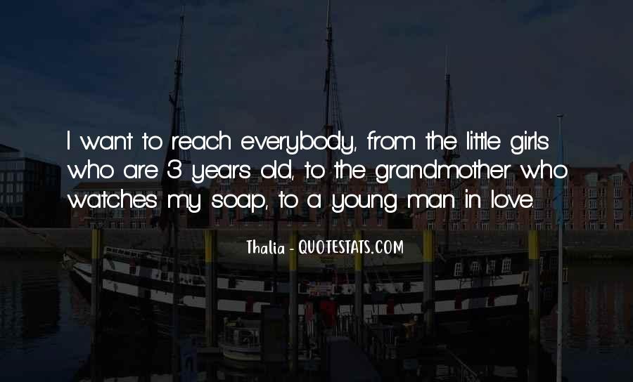 Thalia Quotes #17366