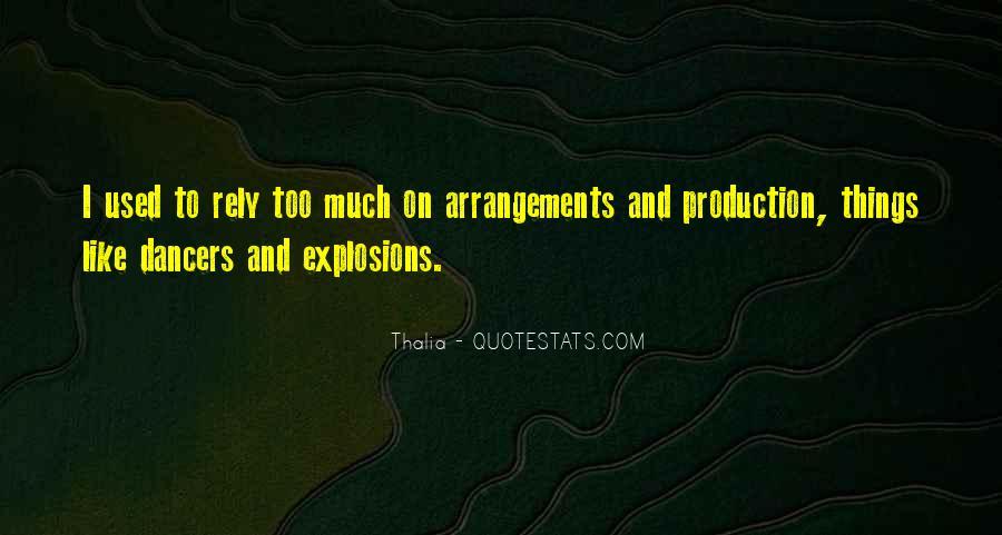 Thalia Quotes #1741699