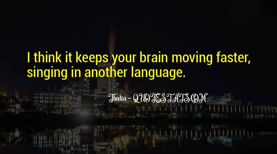 Thalia Quotes #1830709