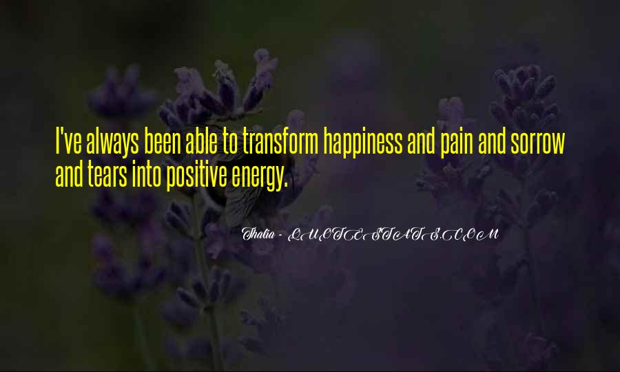 Thalia Quotes #1848545