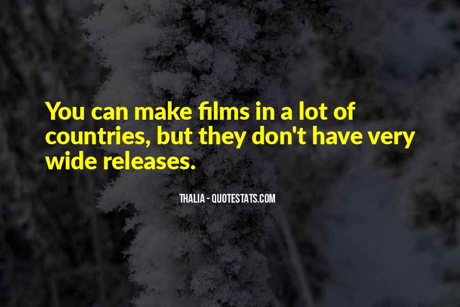 Thalia Quotes #283933