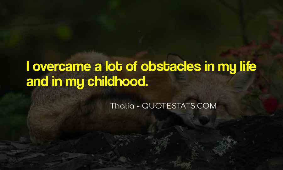 Thalia Quotes #317051