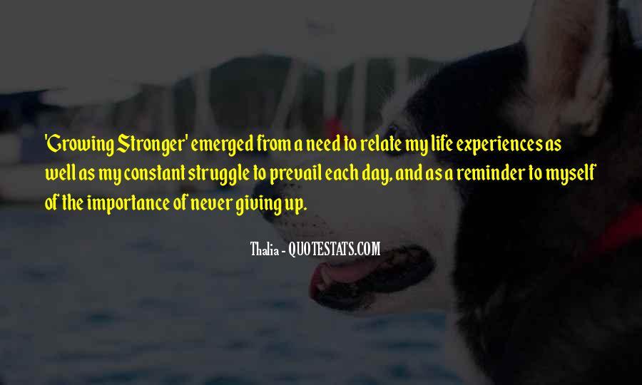 Thalia Quotes #409501
