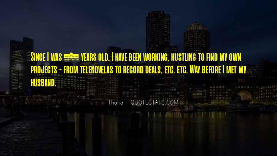 Thalia Quotes #47489