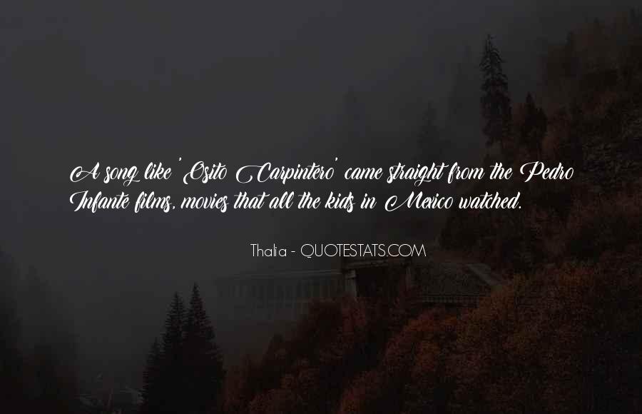 Thalia Quotes #488268