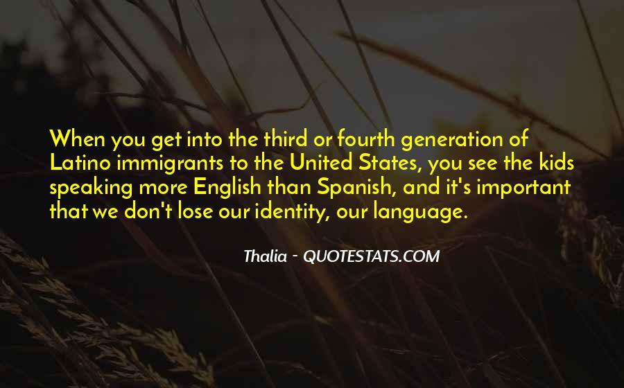 Thalia Quotes #783981