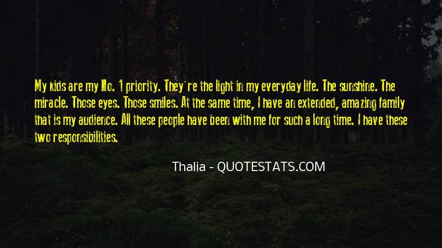 Thalia Quotes #880177