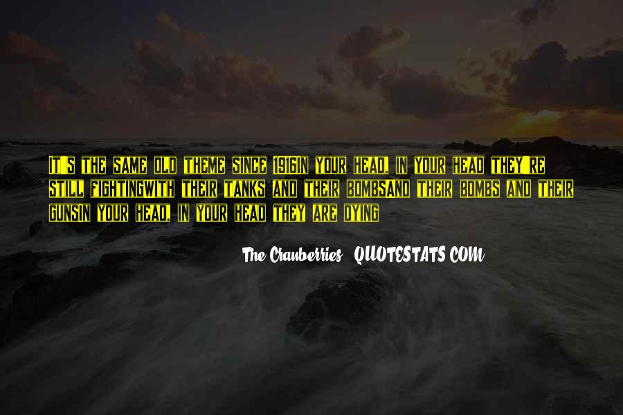 The Cranberries Quotes #46528
