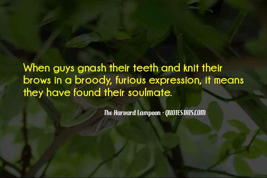 The Harvard Lampoon Quotes #79145