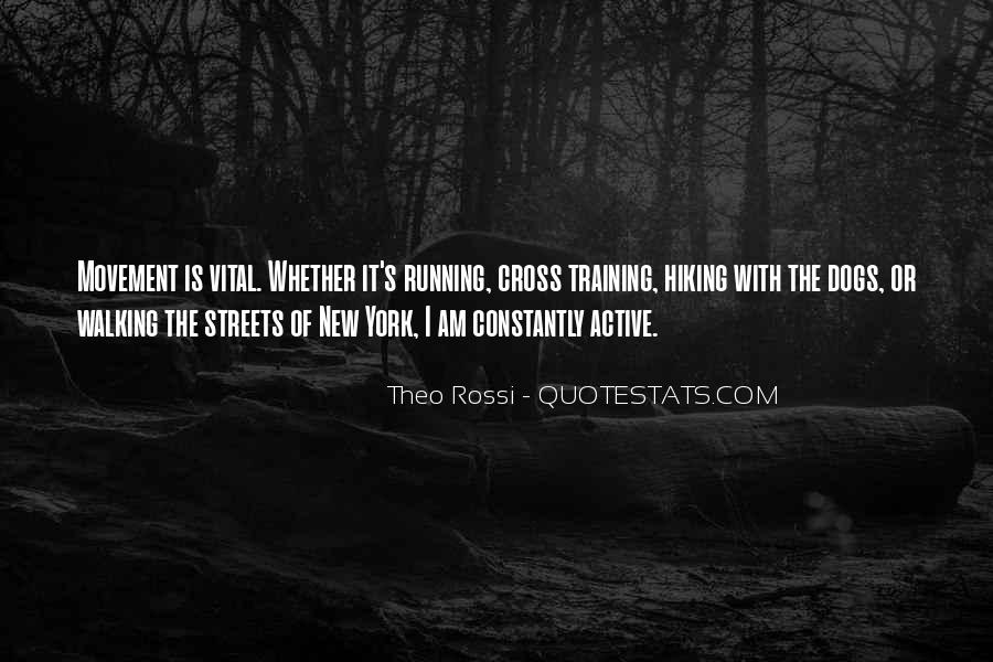 Theo Rossi Quotes #1236574