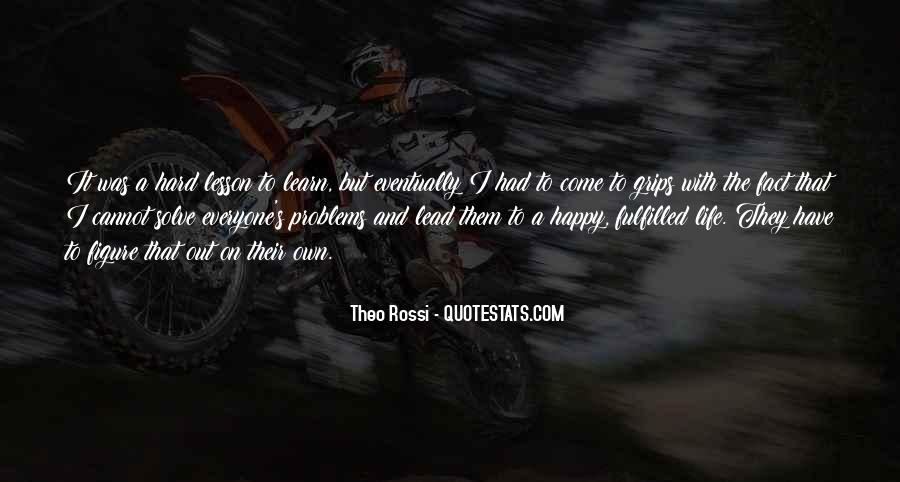 Theo Rossi Quotes #1664616