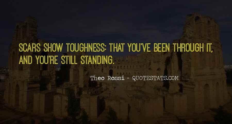 Theo Rossi Quotes #1744975