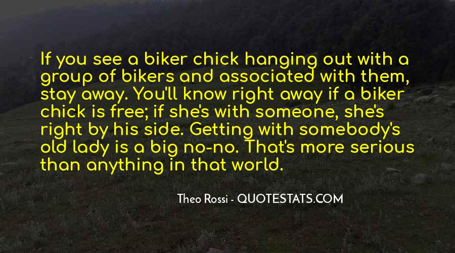 Theo Rossi Quotes #454935