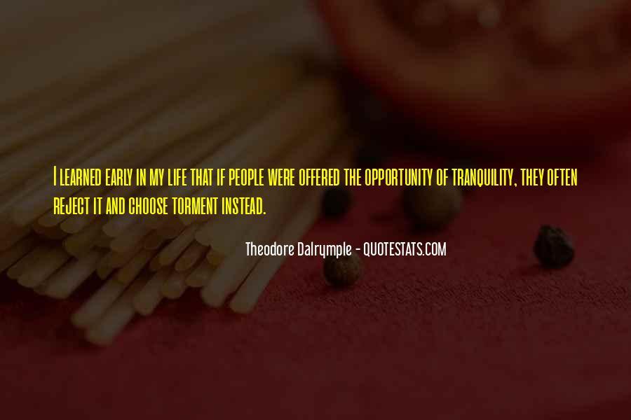 Theodore Dalrymple Quotes #1059863