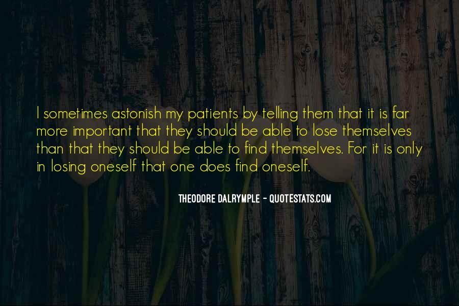 Theodore Dalrymple Quotes #1478129