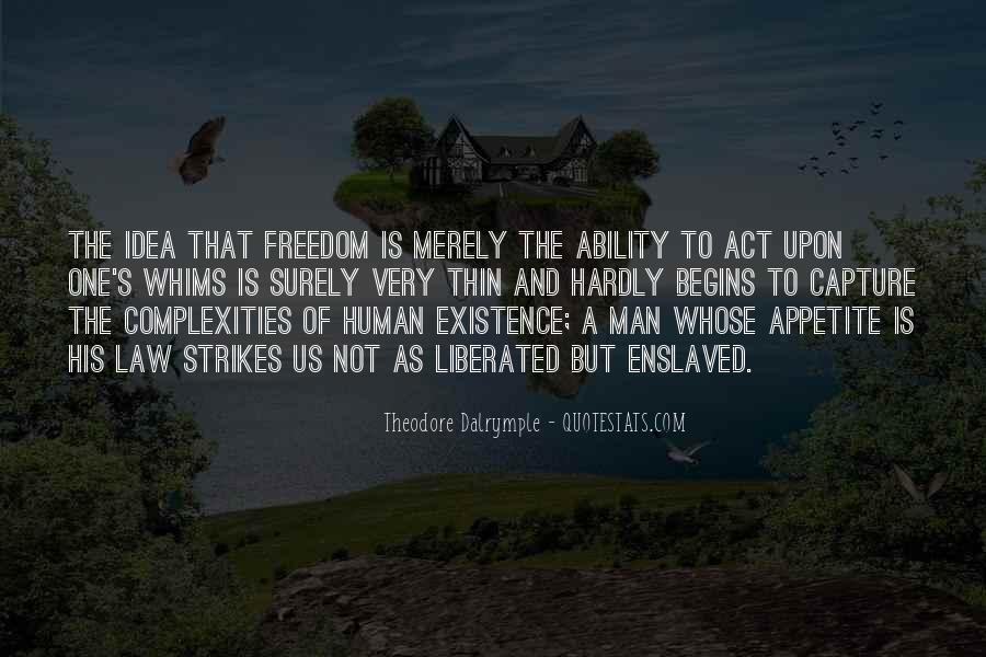 Theodore Dalrymple Quotes #356046